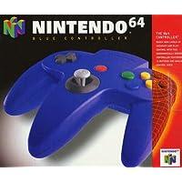 Official Nintendo 64 Blue Controller (N64)