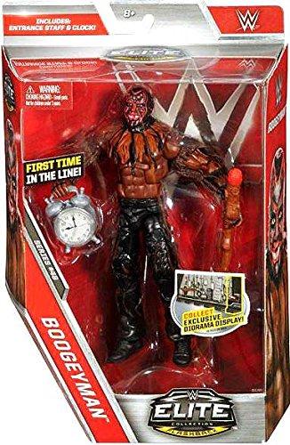 WWE Elite Collection Boogeyman Action Figure