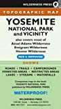 Search : MAP Yosemite National Park and Vicinity (Wilderness Press Maps)