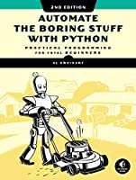 Automate the Boring Stuff with Python, 2nd Edition Front Cover