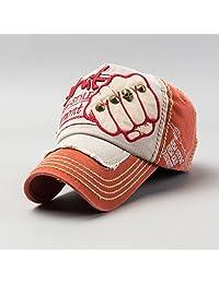 WCJ Moda puño patrón Remache diseño Color Que Empareja la Tela Moda al Aire  Libre Deportes Sombrero de… f47db87cc15