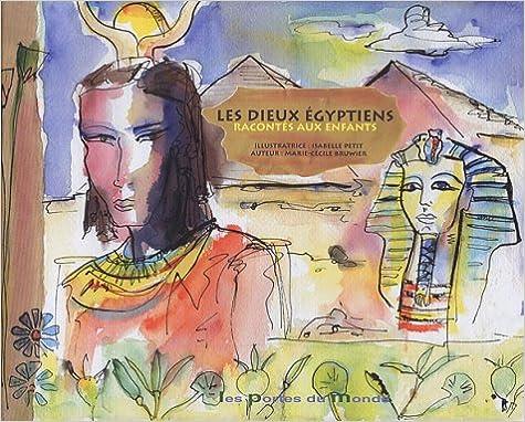 Livre gratuits Les dieux égyptiens racontés aux enfants pdf ebook