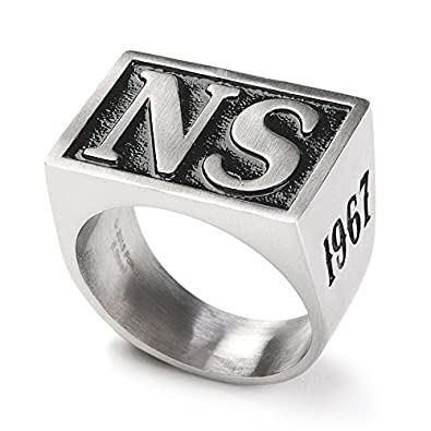 Sons of Anarchy Jax NS Officially Licensed Replica Ring 10 Amazon
