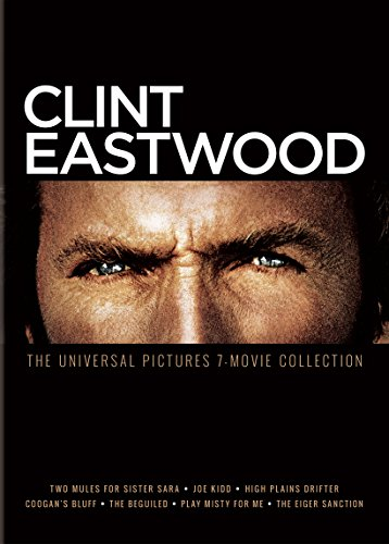 Clint Eastwood: The Universal Pictures 7-Movie Collection by Universal Studios Home Video