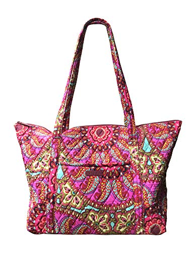 Vera Bradley Miller Travel Tote Bag, Resort Medallion