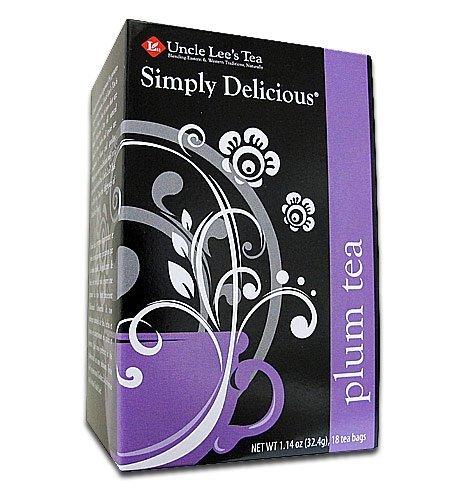 Simply Delicious Plum Tea -