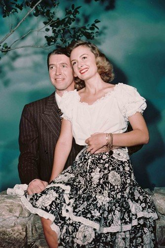 Its A Wonderful Life James Stewart Donna Reed Rare Color 24x36 Movie Poster At Amazons Entertainment Collectibles Store