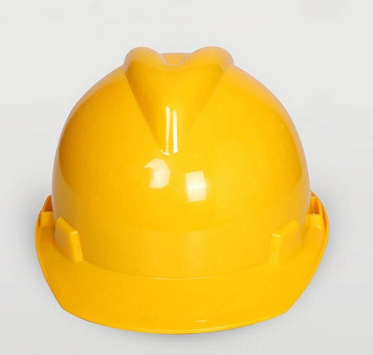 De Alto Impacto De Crimpar V-tipo De Casco Anti-smashing PE Casco De Protección De Cristal Fábrica De Construcción Accidente Casco De Seguridad,White: ...