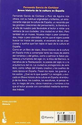 Breve historia de la cultura en España Divulgación. Historia ...