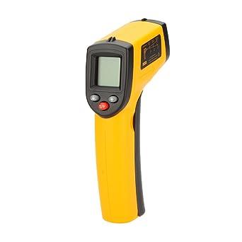 GM320 Termómetro Digital Infrarrojo IR Laser Temperatura Arma Rango Tester -50 ~ 380 ℃ (