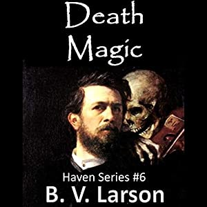 Death Magic Audiobook