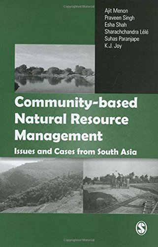 Community-based Natural Resource Management: Issues and Cases in South Asia