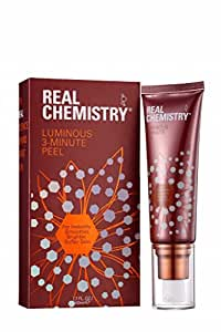 Real Chemistry Luminous 3 Minute Peel
