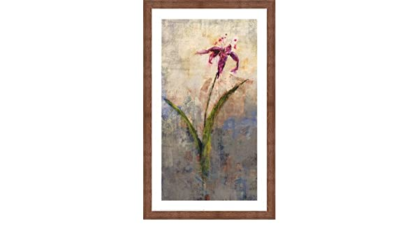 Amazon.com: Framed Not Forgotten I- 24x39 Inches - Art Print (Brown ...