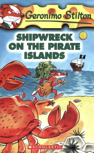 Shipwreck Pirate Islands Geronimo Stilton product image