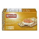 RYVITA Sesame Rye Crispbread, 12-Count