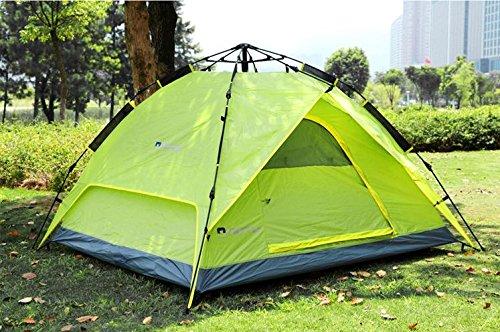 Au?en wasserdichtes automatische Camping Familienzelt