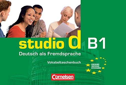 Studio D B1 Vokabeltstaschenbuch