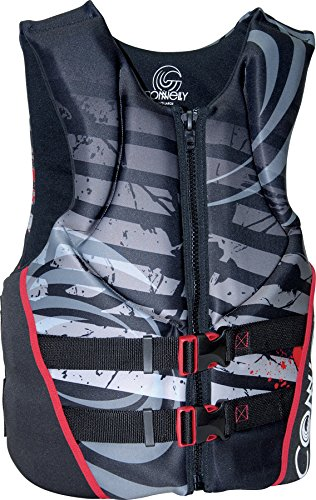 U-Back Neoprene Vest, , XL (44''-48'') , Grey by CWB