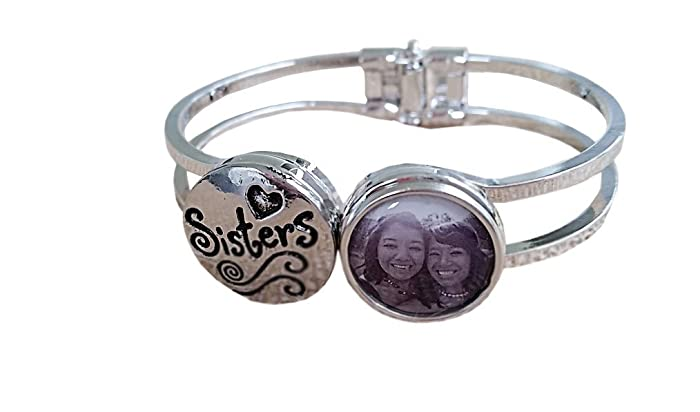 Amazon com: Sister Birthday Gift / Sister Bracelet / Unique