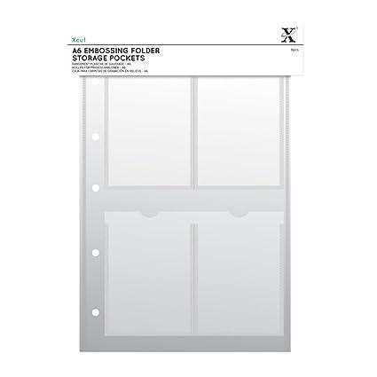 Xcut A4 plantilla para repujado estuches de almacenamiento ...