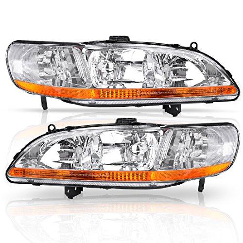 Honda Accord Headlights - 9