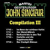 John Sinclair Compilation III: Band 1710 - 1714 | Jason Dark