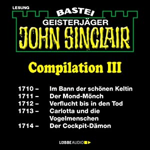 John Sinclair Compilation III Hörbuch