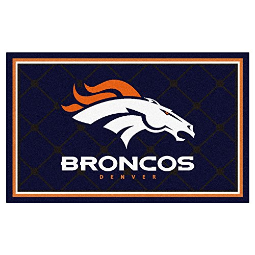 Denver Broncos Rug - 9
