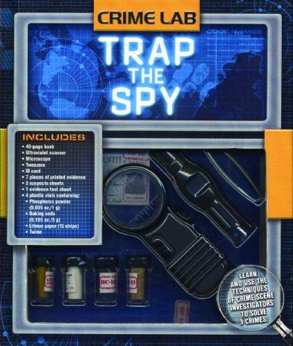 Crime Lab: Trap the Spy