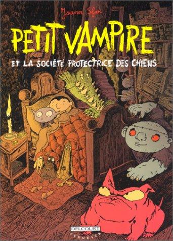 Petit vampire n° 3 Petit Vampire et la société protectrice des chiens