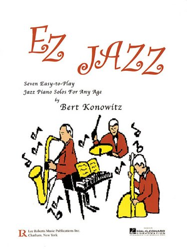 Download EZ Jazz: Seven Easy-to-Play Jazz Piano Solos for Any Age pdf