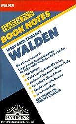 Henry David Thoreau's Walden (Barron's Book Notes)