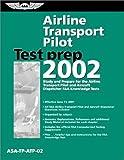 Airline Transport Pilot Test Prep, Federal Aviation Administration, 1560274352