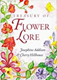 img - for Treasury of Flower Lore book / textbook / text book