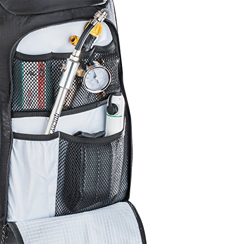 EVOC Enduro Tasche-Schutz Weiß/Grau Größe S