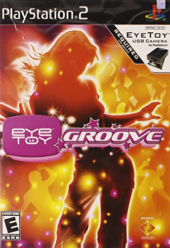 Eye Toy Groove (No Camera) - PlayStation 2 (Electronic Timing Eyes compare prices)