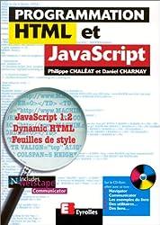 Programmation HTML et JavaScript