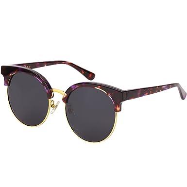 Lunettes De Soleil Polarisées De Luxe Pour Femmes Légères Jambes En écaille  De Tortue Oversized Frame Sunglasses Anti-UV Cadeau D anniversaire   Amazon.fr  ... f481e60470bf