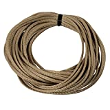 ASR Tactical Technora Composite Survival Rope 950lb Breaking Strength (200ft) - Natural