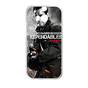 The Expendables HTC One M8 Cell Phone Case White Jbois