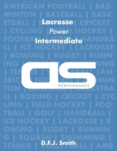 DS Performance - Strength & Conditioning Training Program for Lacrosse, Power, Intermediate