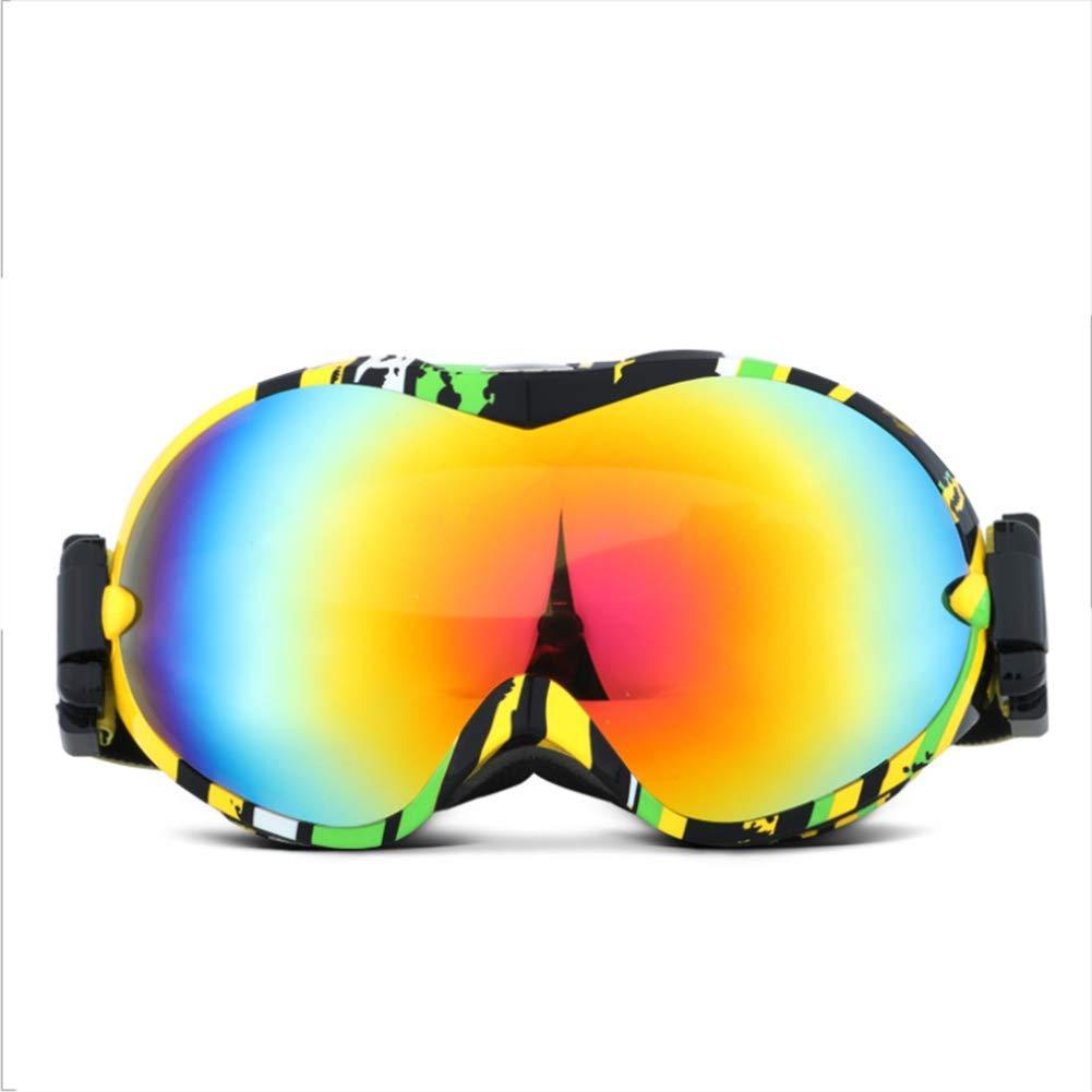 30bc8fd1188 Amazon.com  HXRYFC Ski Snowboard Goggles