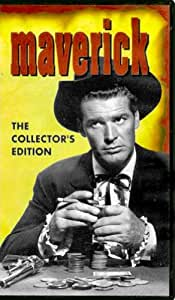 Maverick starring James Garner: Stampede and The Quick And The Dead