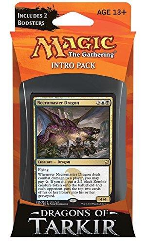 Magic The Gathering Dragons of Tarkir Cruel Plots Intro Deck