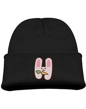 Alphabet H Baby Beanie Comfortable Cap