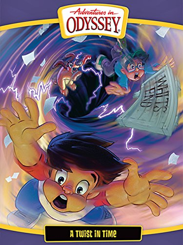 Adventures in Odyssey: A Twist in Time ()