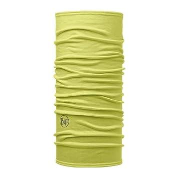 490d2536594 Buff Junior Lightweight Merino Wool Multi Functional Headwear – Solid  Citric