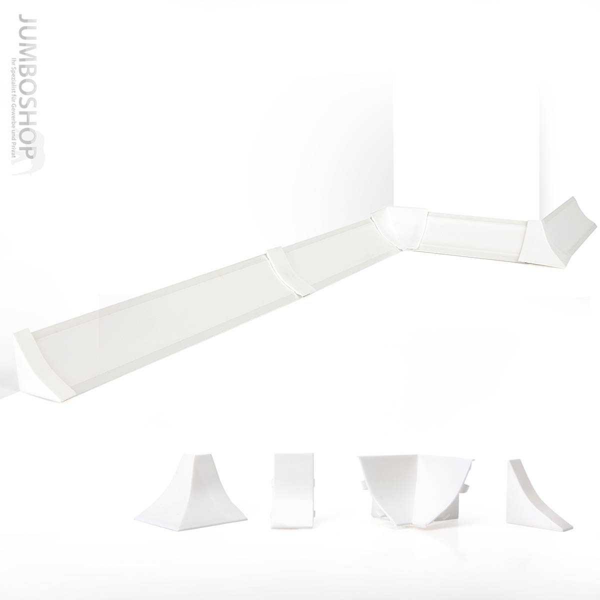 250cm Küchenabschlussleiste Küchenleiste Wandabschlussleiste ...
