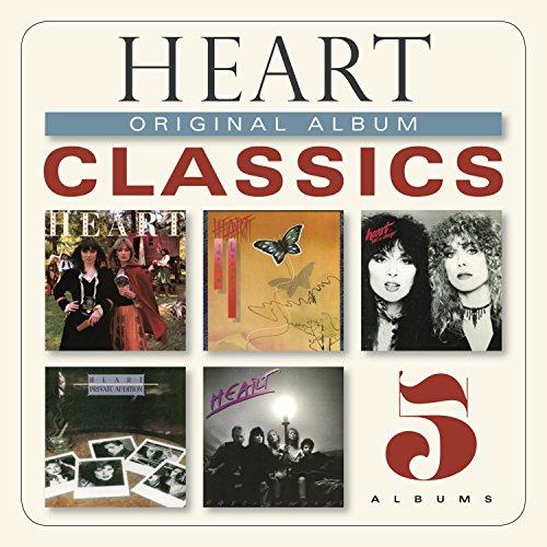 Heart - Original Album Classics - Zortam Music